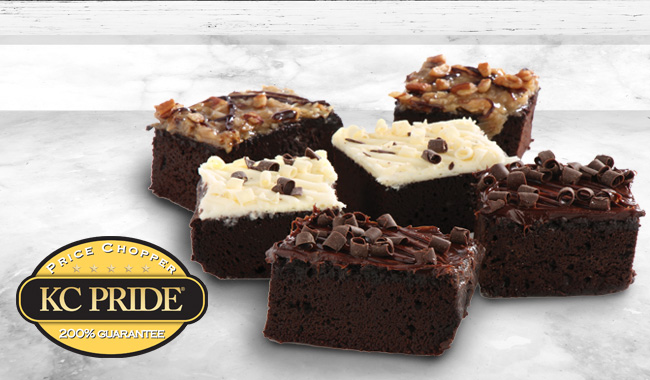 KC Pride Brownies