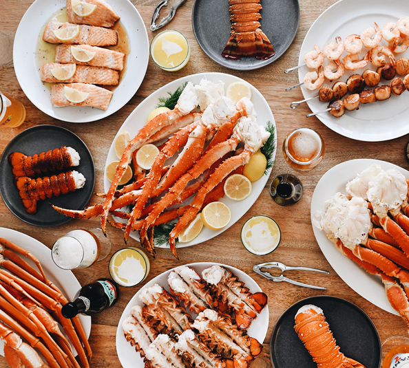 4 Ways to Seamlessly Add Seafood to your Holiday Spread