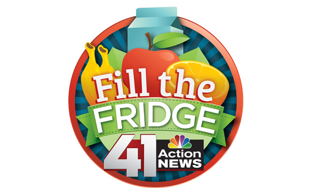 Fill the Fridge Logo