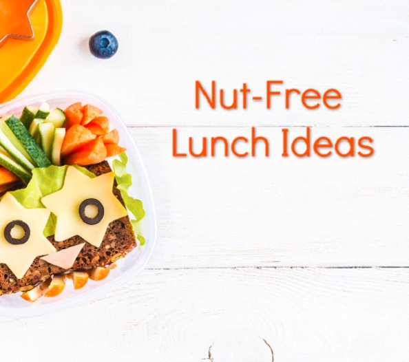 Nut-Free Lunch Ideas